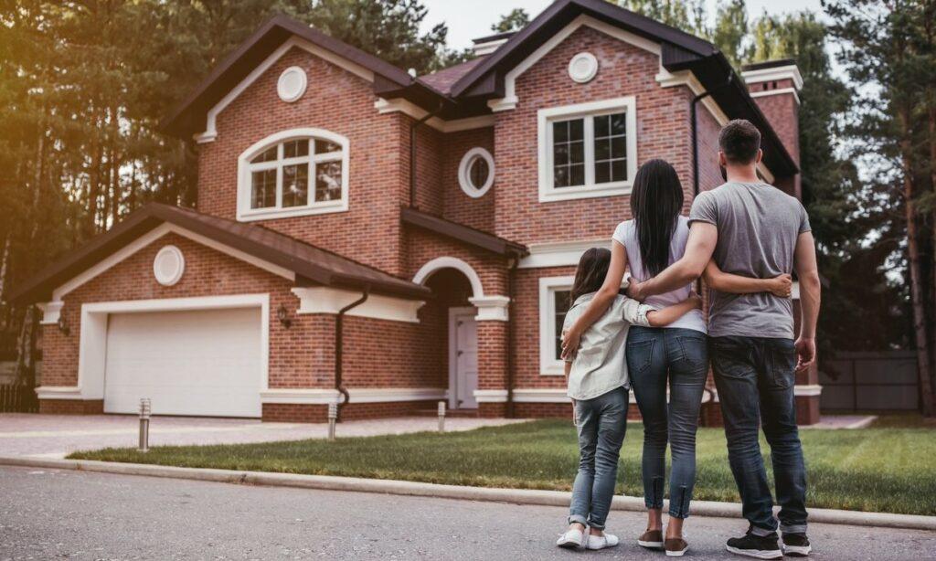 строительство дома под ипотеку