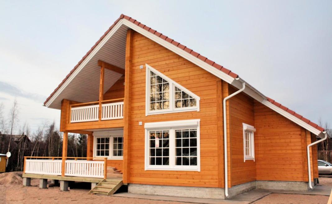 деревянная ипотека 2021