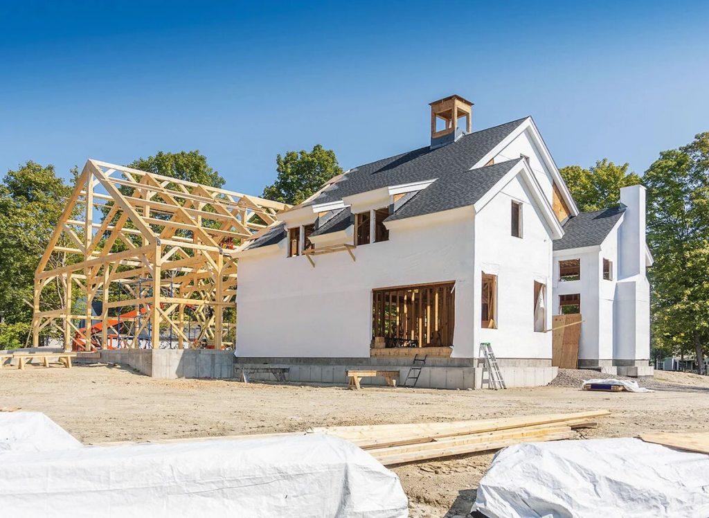 ипотека на строительство дома 2021