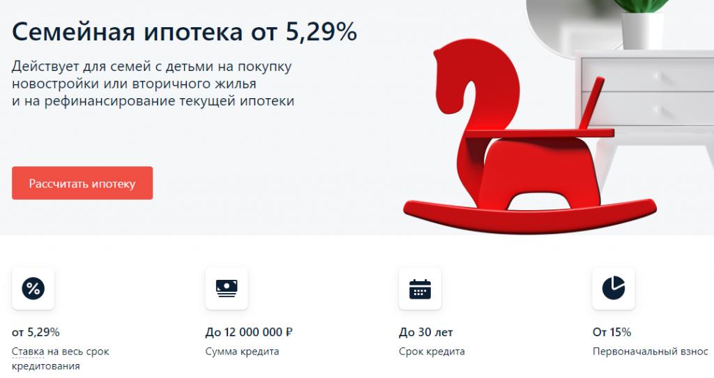 ипотека альфа банк 2021